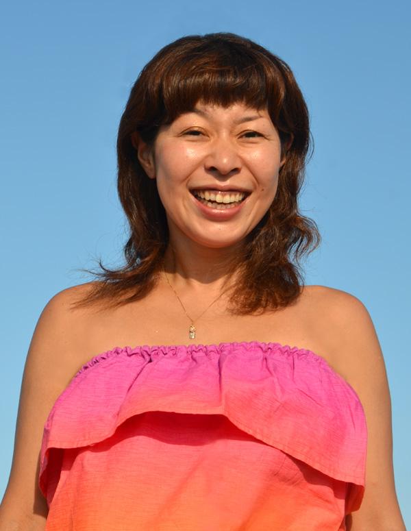 柳下千里(Chisato Yagisita)
