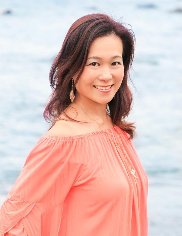 清水 利佳子(Rikako Shimizu)